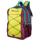Marmot Kids Arbor Backpack Green Spice/Deep Purple